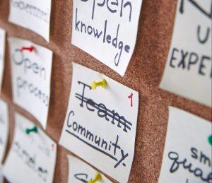 Open knowledge - Community